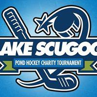 Lake Scugog Pond Hockey Charity Tournament
