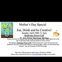 Mothers Day Paint Class