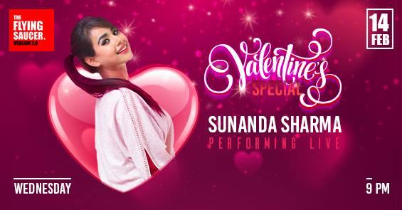 Sunanda Sharma LIVE