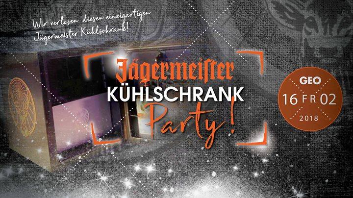 Retro Kühlschrank Jägermeister : Jägermeister kühlschrank party at club geo vöcklabruck