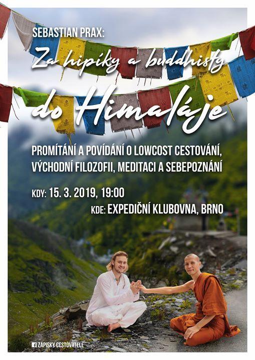 Za hipky a buddhisty do Himlaje (Brno)