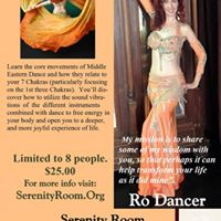 Heal Yourself with BellyDance