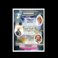 KINGDOM TREASURES CONFERENCE