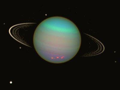 Uranus. The Great Awakener