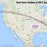 Total Solar Eclipse Meetup