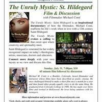 The Unruly Mystic Saint Hildegard