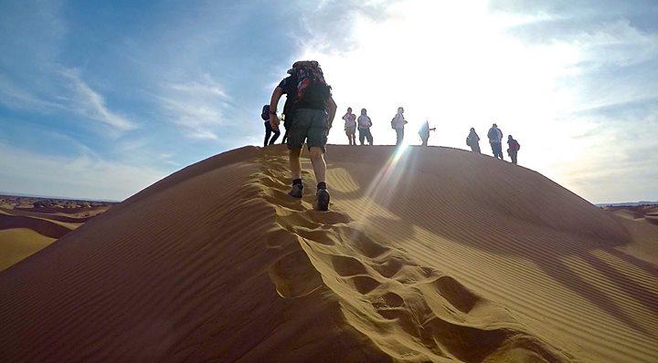 Sahara Dunes Trek