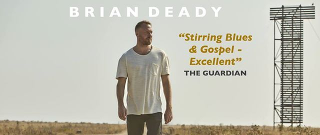 Brian Deady Live at Whelans