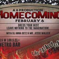 TONIGHT  HOMECOMING   THE BAD KIDS(6)PRODUCTIONS