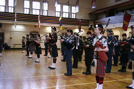 OSLA Pipe Band Clinic