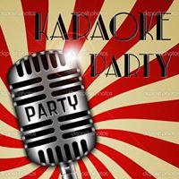 February Social - Karaoke