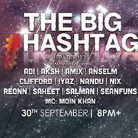 THE BIG HASHTAG - Season Opening Party