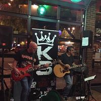 Ruskin and Cam of King size Live