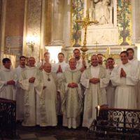 Fte de Notre Dame des Tables et rentre des Sminaristes