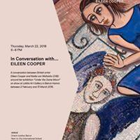 In Conversation with British Artist Eileen Cooper