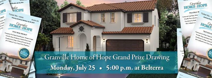 granville home of hope grand prize drawing at 2688 n