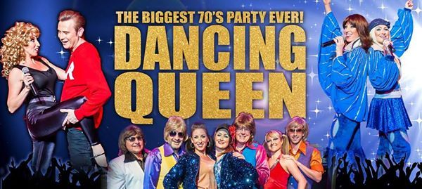 Dancing Queen at the Queens Theatre
