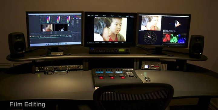 Film Editing and Post Processing Workshop