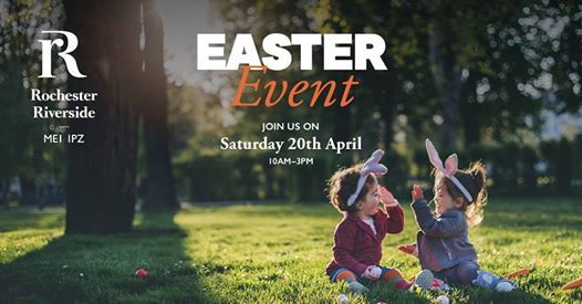 Easter Event at Rochester Riverside