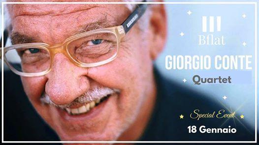 Giorgio Conte Quartet Special Event