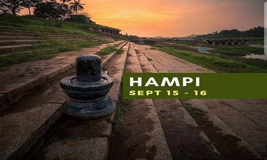 Hampi (Wander back in time)  Cycling & Bouldering