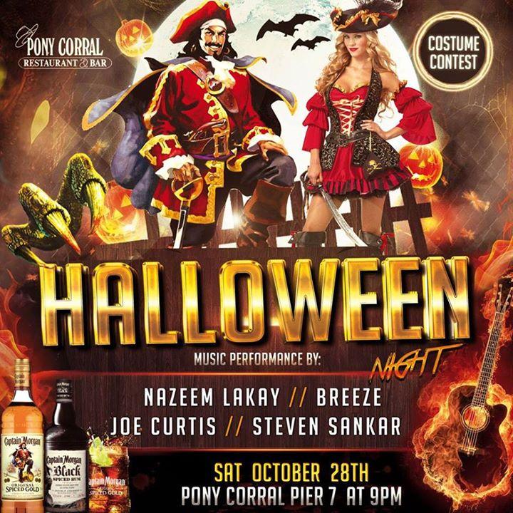 Halloween Events 2021