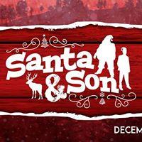 MenAlive Santa and Son