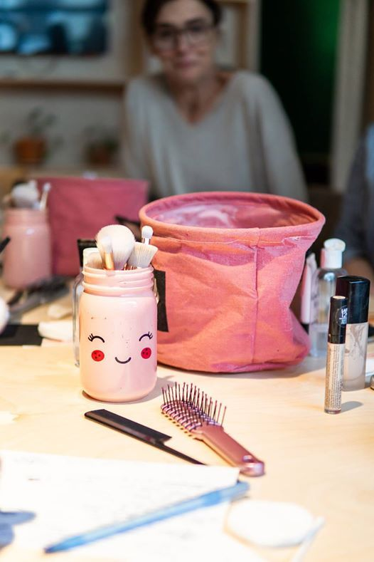 Workshop naturelle make-up  Nog 1 plaats vrij