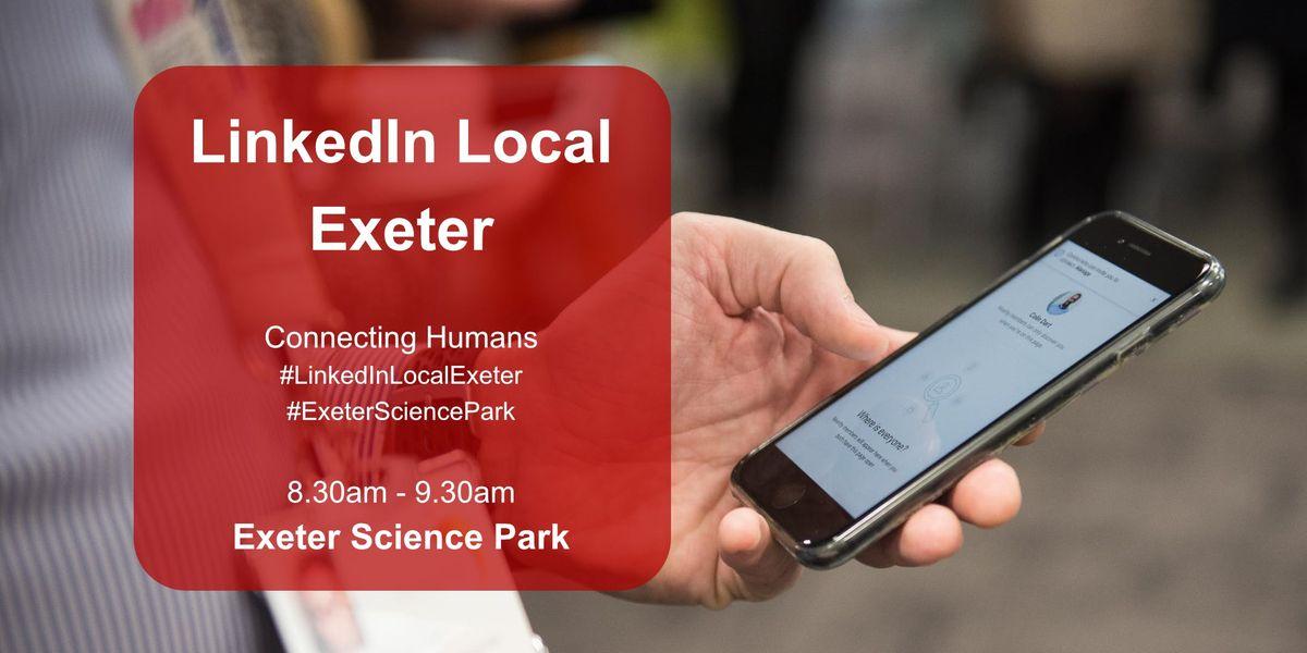 LinkedInLocal Exeter Science Park
