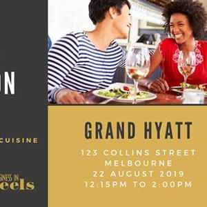 Melbourne CBD - August 2019 Connection Lunch