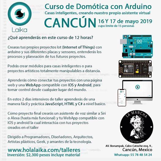 Curso De Domótica Con Arduino Creando Un Asistente Virtual