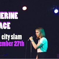 Salt City Slam featuring Katherine Grace