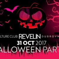 Halloween Party Culture Club Revelin
