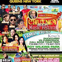 Chutney Soca Music Festival