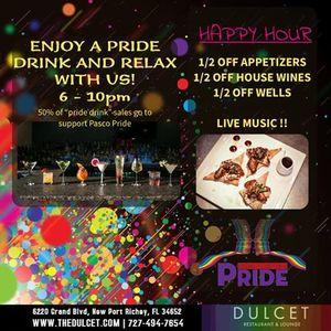 Pride Night Thirsty Thursdays  Dulcet