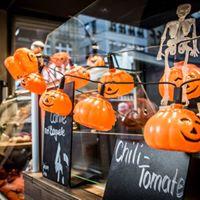 Halloween in the City - Shopping &amp Street Food - Eintritt frei