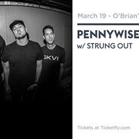 Pennywise - Mar 19 - OBrians Event Centre