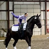Intro to Equestrian Vaulting Clinic