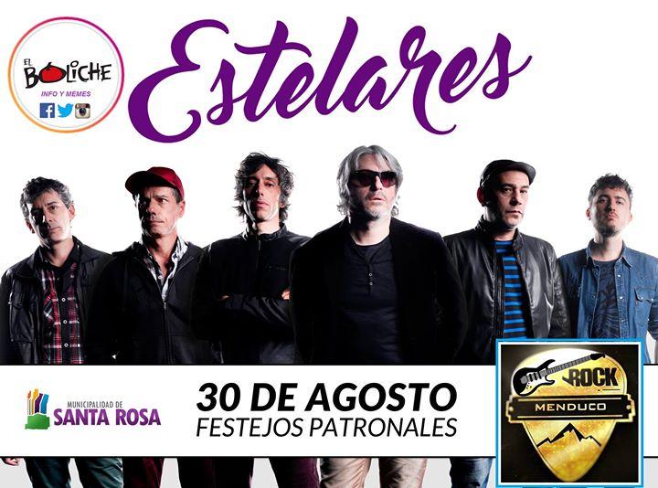 Estelares en Mendoza. 30 Ago