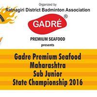 Gadre Maharashtra Sub junior tournament 2017