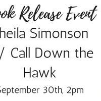 Book Event with Sheila Simonson for Call Down the Hawk