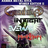 ARMMA Metal Fest Women Edition