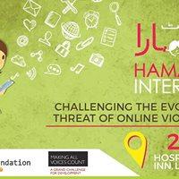 Hamara Internet Conference on Online Harassment