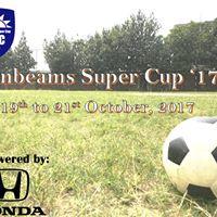 Sunbeams Super Cup 2017