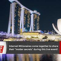 3 Day Singapore Home Biz Summit WShop- Profit From The Internet