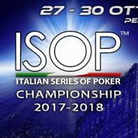 27-30 Ottobre ISOP Championship 2017-2018