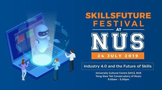 SkillsFuture Festival at NUS