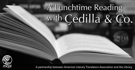 A Lunchtime Reading with Cedilla & Co.