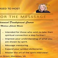 Connecting for the Message with Celeste Woods