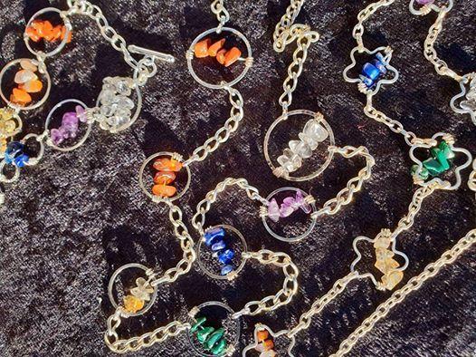 Necklace Workshop 1000am - 1230pm 35pp All Inclusive
